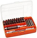 Best Dynamic Cordless Drills - Black & Decker 71-912 Drill and Screw Bit Review