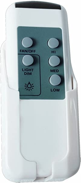 Design House 154088 - Mando a Distancia Universal para Ventilador ...