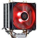 COOLER PARA PROCESSADOR ZERO K Z2 92 MM LED VERMELHO - ACZK292LDV, PC Yes, 24041