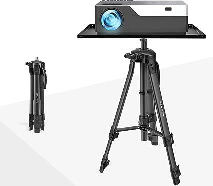 VANKYO Soporte de Aluminio para proyector de trípode, Soporte ...