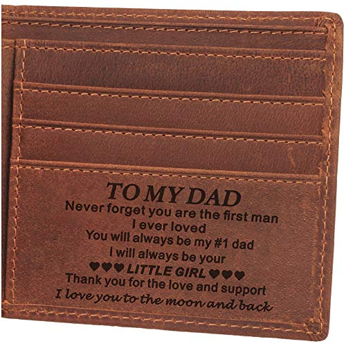 Top 10 recommendation personalized gifts for dad from daughter