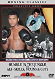 Rumble in the Jungle - Ali: Skill, Brains and Guts