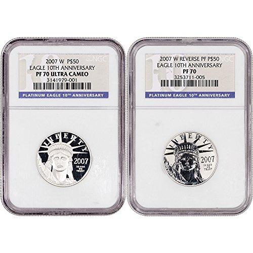 coins platinum - 2