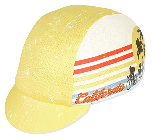 [해외]PACE (걸음) 헬멧 메쉬 사이클 캡 CALIFORNIA DREAMIN 21-0625 / PACE (PACE) helmet mesh cycle cap CALIFORNIA dreamin 21-0625
