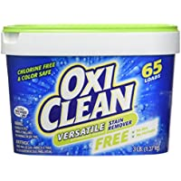 OxiClean Versatile Stain Remover, 3Lbs
