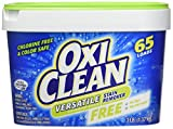 oxy clean stain fighter - OxiClean Versatile Stain Remover Free, 3 Lbs