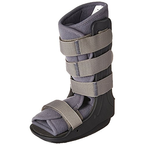 Sammons Preston Small Pediatric Walker, Comfort Fit Brace and Support for Children and Kids, Lightweight Padded Immobilizer for Stable Fractures, Foot Injuries, and Ankle Sprains in Young Children by Sammons Preston