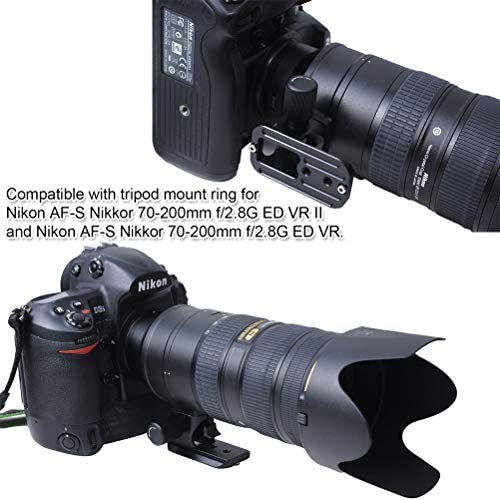 Lens Collar Replacement Tripod For Nikon Af S Nikkor Camera Photo