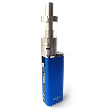 WYBAN Cigarrillo Electrónico 30W LCD Función de Relleno a Tope Atomizer 0.5ohm,Atomizadore Vapeador Kit ...