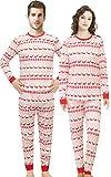 Christmas Family Matching Pajamas Set Santa's Deer