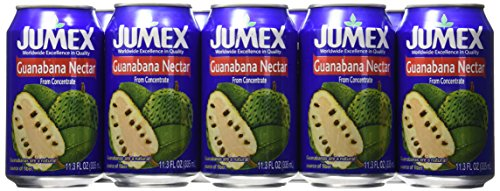 Jumex Cans - Jumex Guanabana Nectar, 11.30 Ounce (Pack of 24)