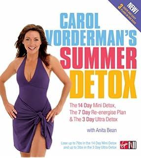 67452dcc8dd Carol Vorderman s 14 Day Easy Detox  Fourteen days of detox for fast ...
