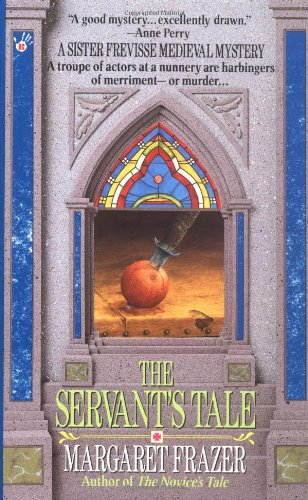 book cover of The Servant\'s Tale