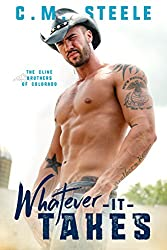 Whatever It Takes (The Cline Brothers of Colorado Book 1)