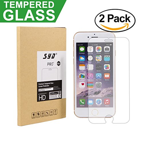 Iphone Tempered Screen Protector 2 pack product image