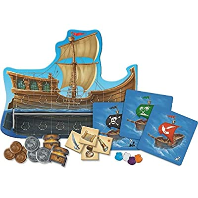 Z-Man Games Anchors Aweigh: Toys & Games