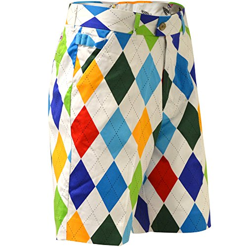 royal-awesome-multi-diam-king-of-diamonds-mens-loud-shorts-golf-36-waist