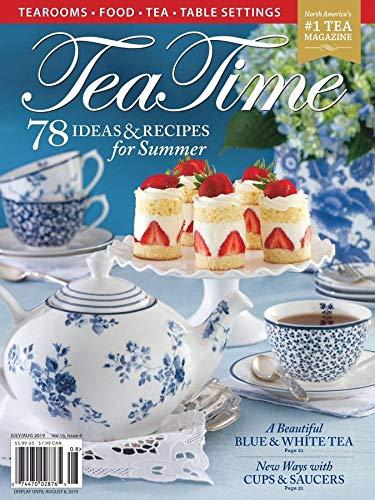 Teatime Magazine -