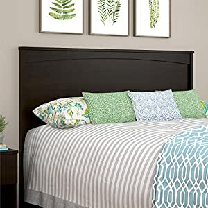 40a5c66e820 Amazon.com  Ameriwood Home Crescent Point Queen Size Headboard ...