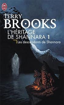 L'Héritage de Shannara, Tome 1 : Les Descendants de Shannara par Brooks