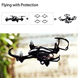 Cheerwing U841-1 RC Drone with 2MP HD Camera 3D