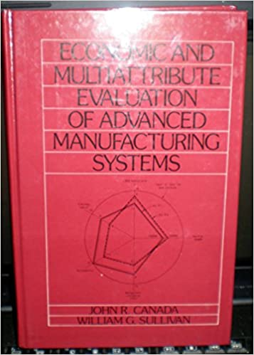 Economic and Multiattribute Evaluation of Advanced Manufacturing Systems