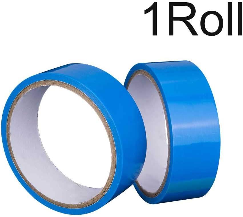 Wie abgebildet einfach zu bedienen nicht null 16 mm AmandaJ 10M Fahrrad Tubeless Felgenband selbstklebend