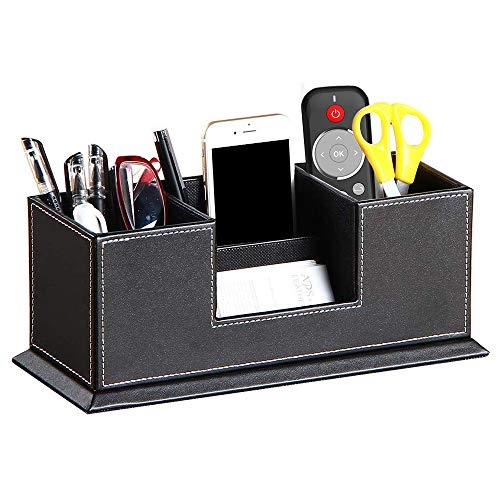 YAPISHI PU Leather Desk Organize...