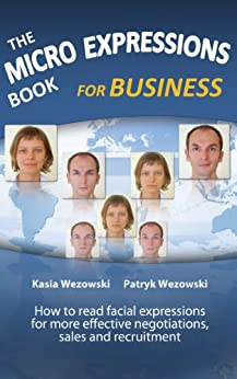 patryk and kasia wezowski Patryk & kasia wezowski are the founders of the center for body language, the  world's #1 body language training for business they developed over a.
