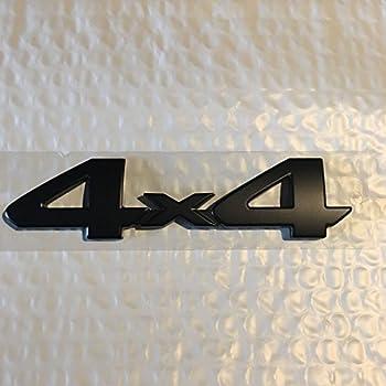 """TACOMA chrome plastic emblem name plate sticker Toyota truck 11 3//4/"""" long"""
