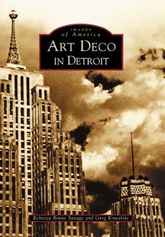 Art Deco in Detroit (Images of America)