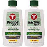 Bactine Max Pain Relieving Cleansing Liquid, 4