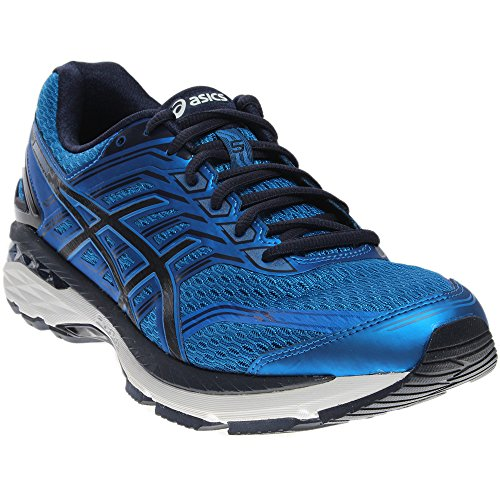5 Mens Running Shoes (ASICS Men's GT-2000 5 Running-Shoes, Directoire Blue/Peacoat/White, 12 Medium US)