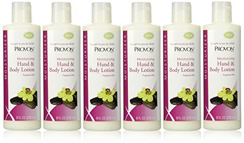 PROVON MOISTURIZING HAND & BODY LOTION (pack 6) by PROVON MOISTURIZING HAND & BODY LOTION