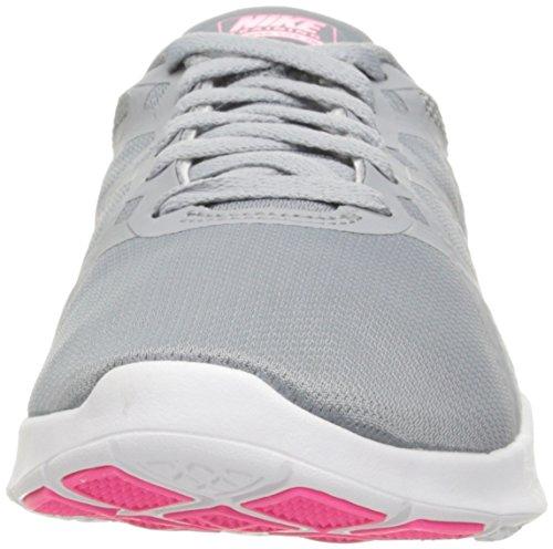Nike Womens Maan Lux Tr Trainingsschoen Stlth / Pnk Pw / Pr Pltnm / Wlf Spel