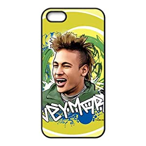 New Style Custom Picture Neymar Brazil Phone Case for Iphone 5s