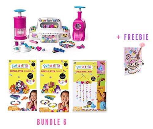 Cutie Stix - Cut & Create Station Jewelry Making (Bundle 6 + Freebie)
