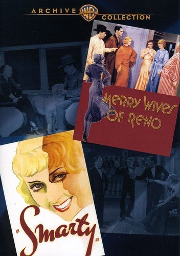 Wac Double Features: Merry Wives Of Reno/Smarty (2 Disc)