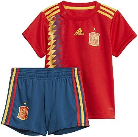 adidas Federación Española de Fútbol Conjunto Bebé-Niños: Amazon.es: Ropa y accesorios