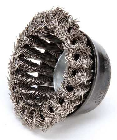 Knot Cup Brush - 7