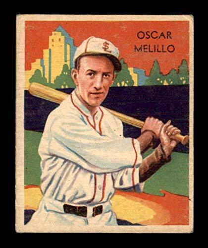 (1934 Diamond Stars #53 Oscar Melillo VG X1706478)