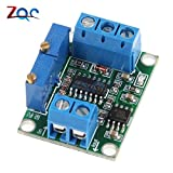 DC 7V-35V 0-2.5V 3.3V 5V 10V 15V Current to Voltage 4-20mA to 0-5V Isolation Transmitter Signal Converter Module