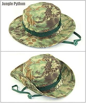 YPORE Selva Bucket Bonnie Hat Táctico Gorras Fuerzas Especiales ...