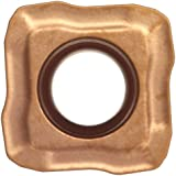 Sandvik Coromant CoroDrill Carbide Drilling Insert, 4 Edge, 880 Style, GC1044 Grade, TiAlN Coating