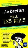Le Breton Guide de conversation Pour les nuls par Menard