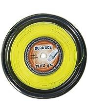 Pro 's Pro Dura Ace Squash Saite 110m Spule (gelb)–17/1.20mm