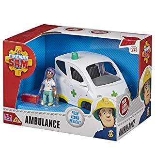 Fireman Sam Ambulance Vehicle