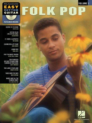 Folk Pop: Easy Rhythm Guitar Series Volume 1