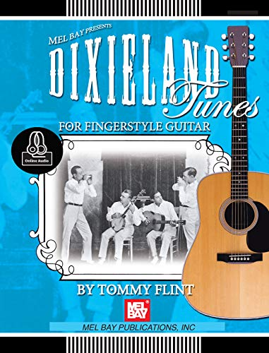 Dixieland Tunes for Fingerstyle Guitar ()