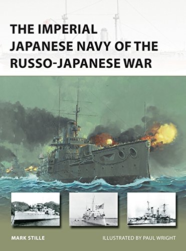 The Imperial Japanese Navy Of The Russo Japanese War  New Vanguard